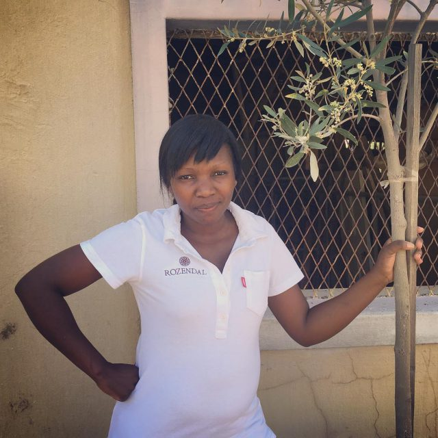 Meet the team Thandile this girl means business She andhellip