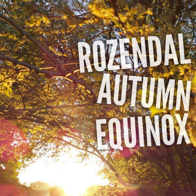 Happy equinox everybodylets hope the shifting of the seasons willhellip
