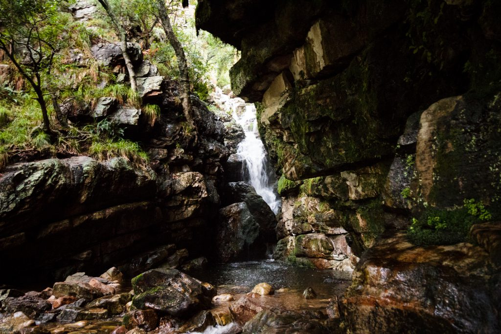 5 Favourite Hiking Trails in Stellenbosch-the first waterfall hike in Jonkershoek Nature Reserve