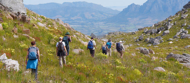5 Favourite Hiking Trails in Stellenbosch- Panorama Trail