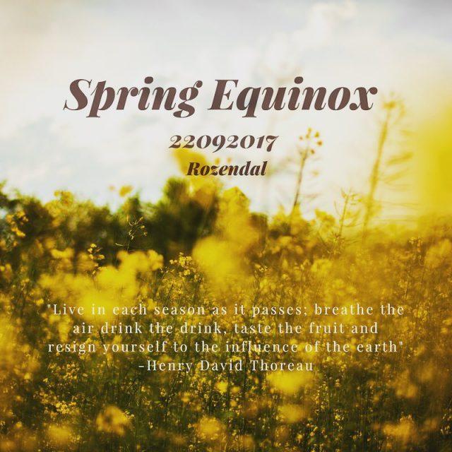 True Spring is herehappy Spring Equinox! Join us in celebratinghellip