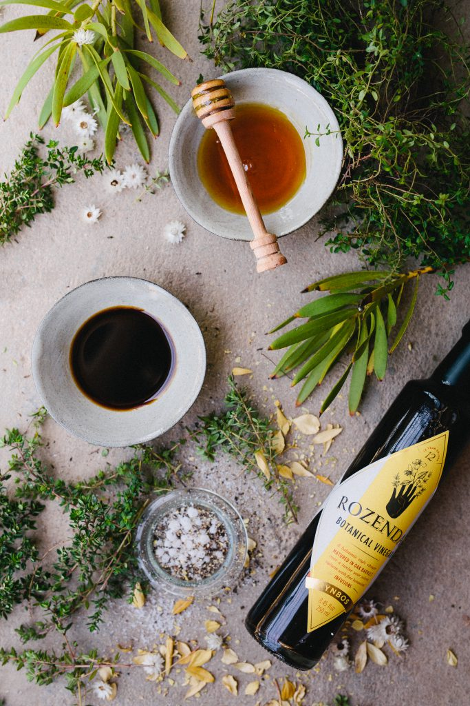 Fynbos Vinegar Marinated Chicken Skewers Recipe