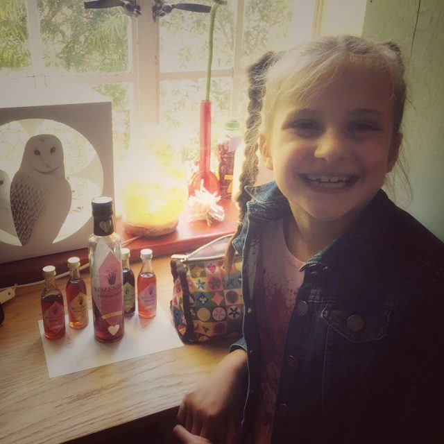 One of our younger vinegar enthusiasts Hannah says she loveshellip