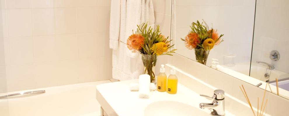 Auberge Rozendal Bathroom