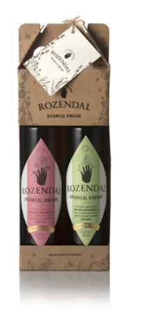 Rozendal Hibiscus & Green Tea Set