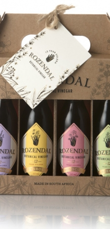 Rozendal 4 Bottle Mini Gift Set