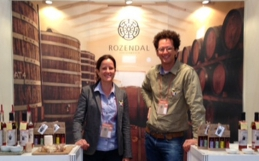 Big in Japan: Rozendal Vinegar at Foodex Japan 2013