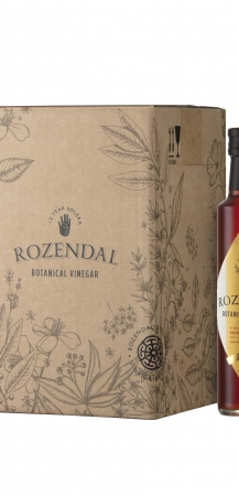 Rozendal 9 Bottle Case Fynbos Vinegar