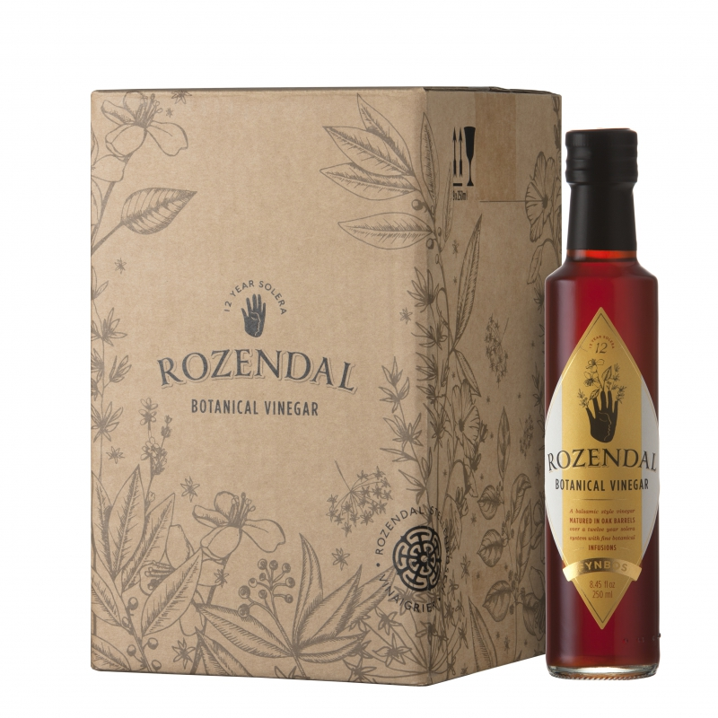 Rozendal 9 Bottle Box Fynbos