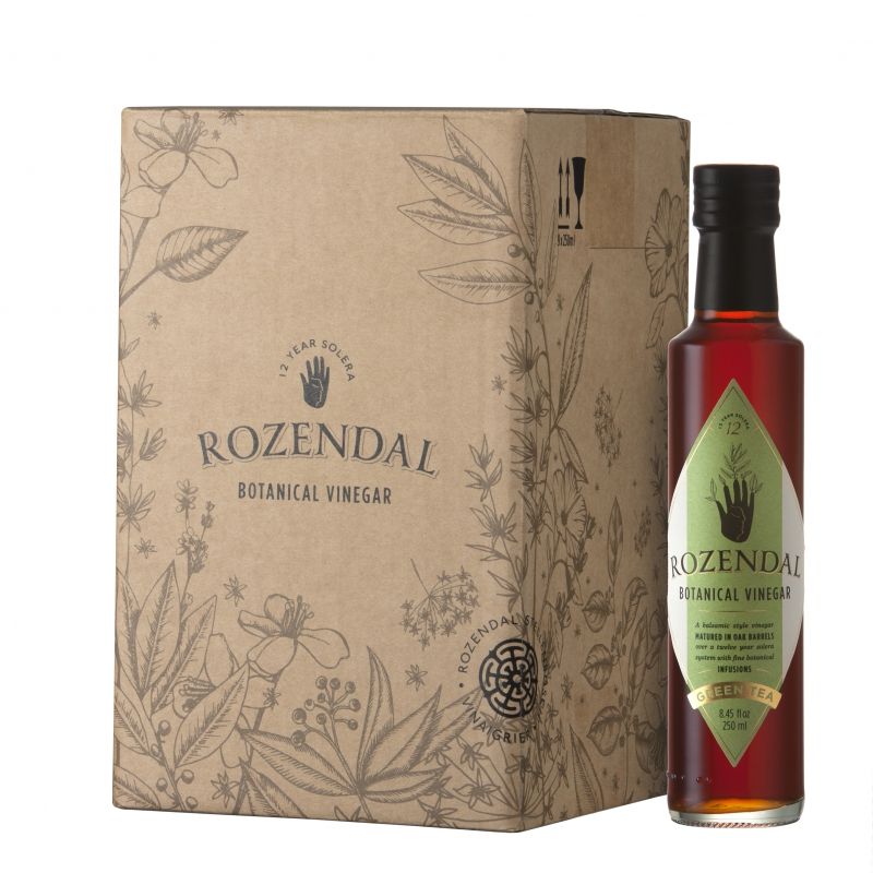 Rozendal 9 Bottle Box Green Tea