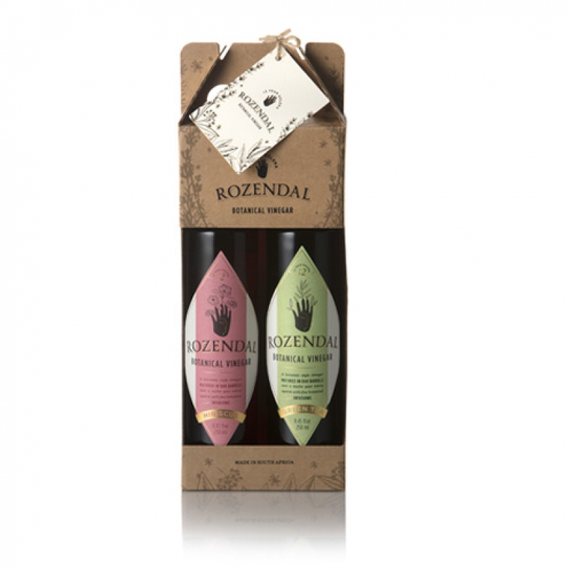 Rozendal Hibiscus & Green Tea Gift Pack