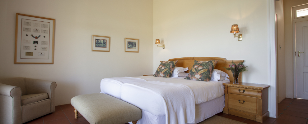 Country Twin Suite