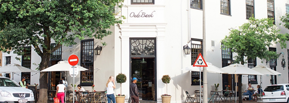 Our 5 Favourite Coffee spots in Stellenbosch