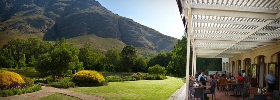 Our Five Favourite Restaurants in Stellenbosch